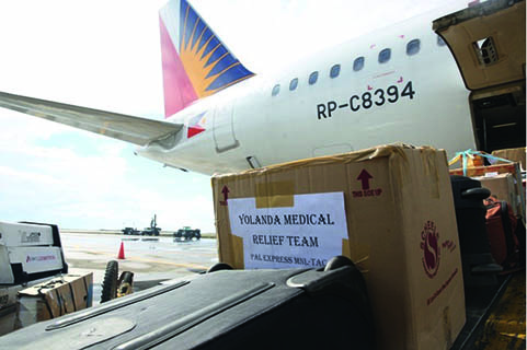 Humanitarian Cargo Grant-PAL Takes Lead in Disaster Relief-1