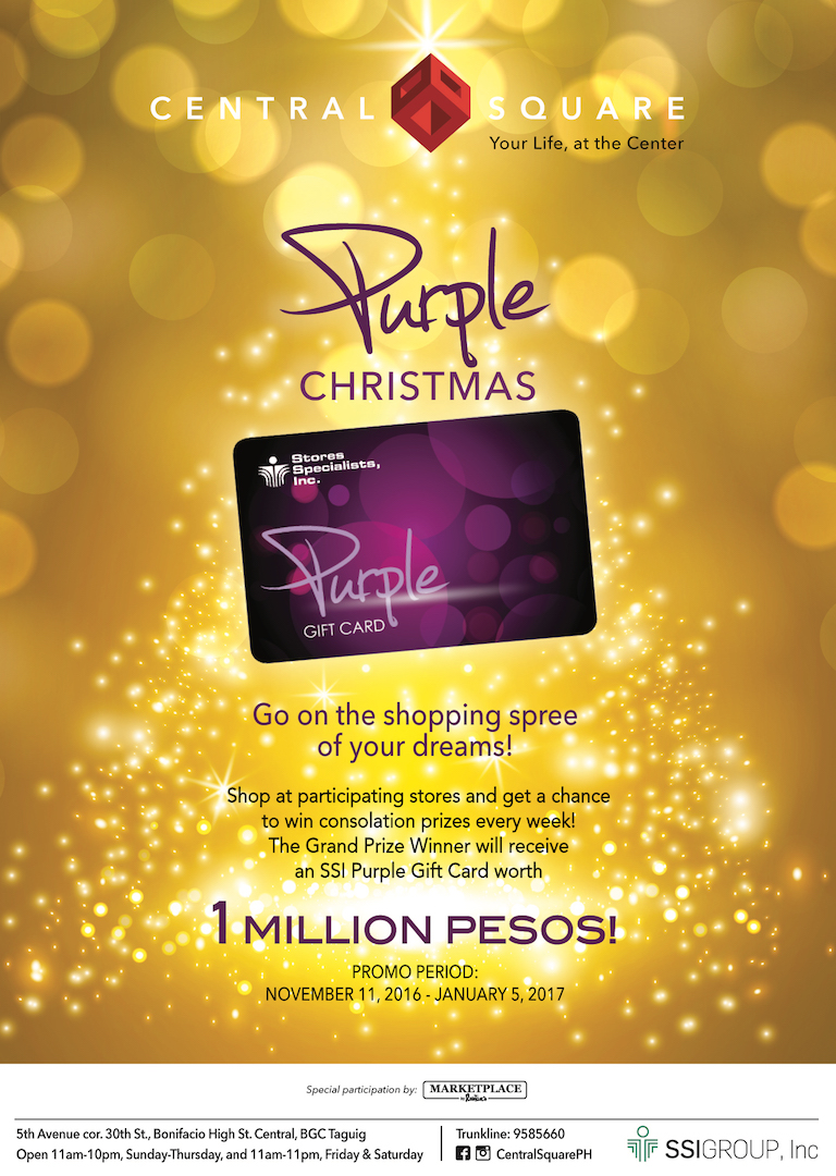 Jackpot Three Christmas Raffles Worth Joining Peopleasia