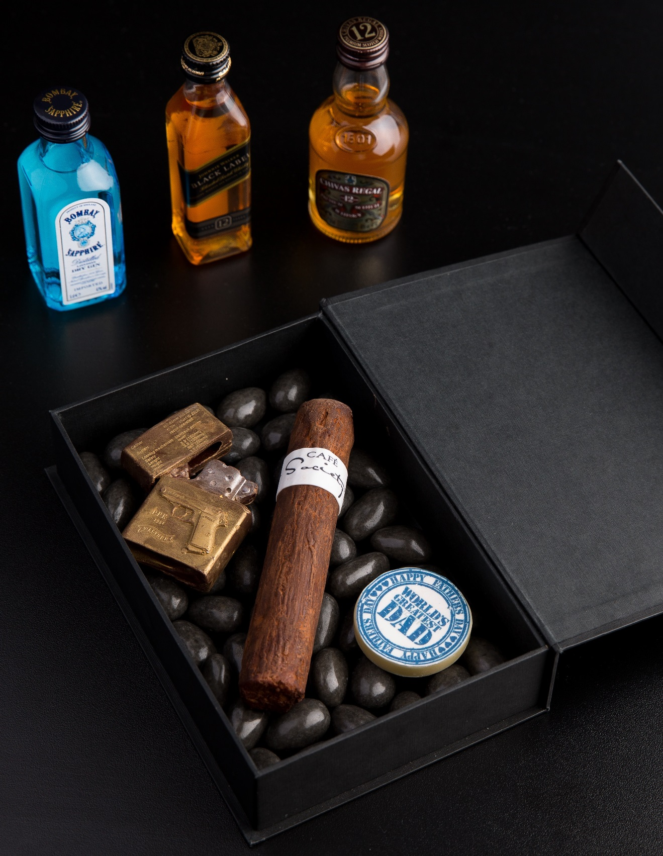 Crown and Nobu Hotels - Father's Day Gift Box_