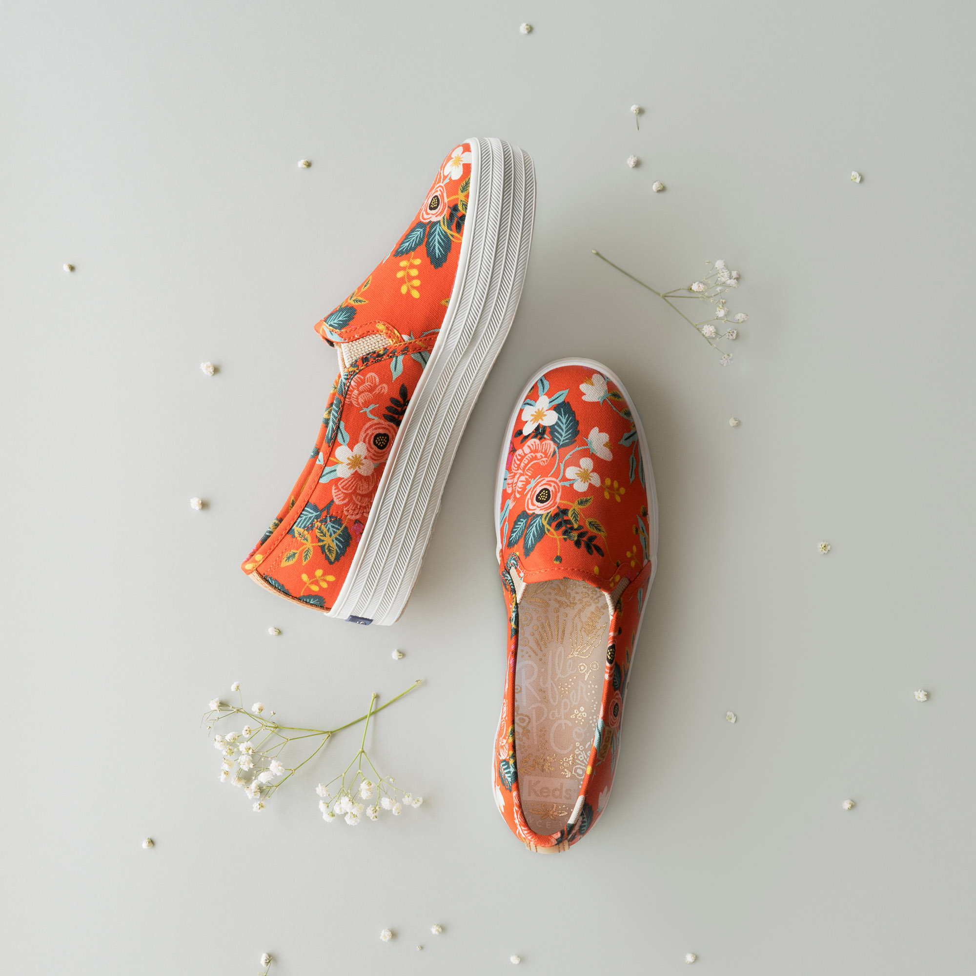 44d5679636 Power to the flower  Keds   Rifle Paper Co. release a new sneaker ...