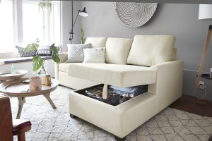 Bryant Upholstered Storage Collection