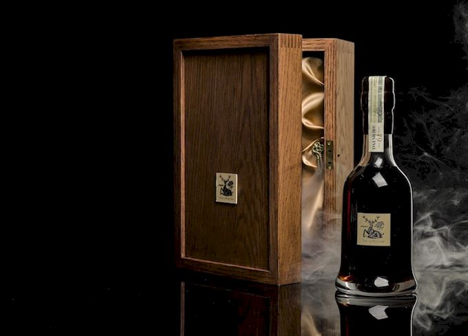 Dalmore's The Kildermorie is Christie's most expensive auctioned whisky to date