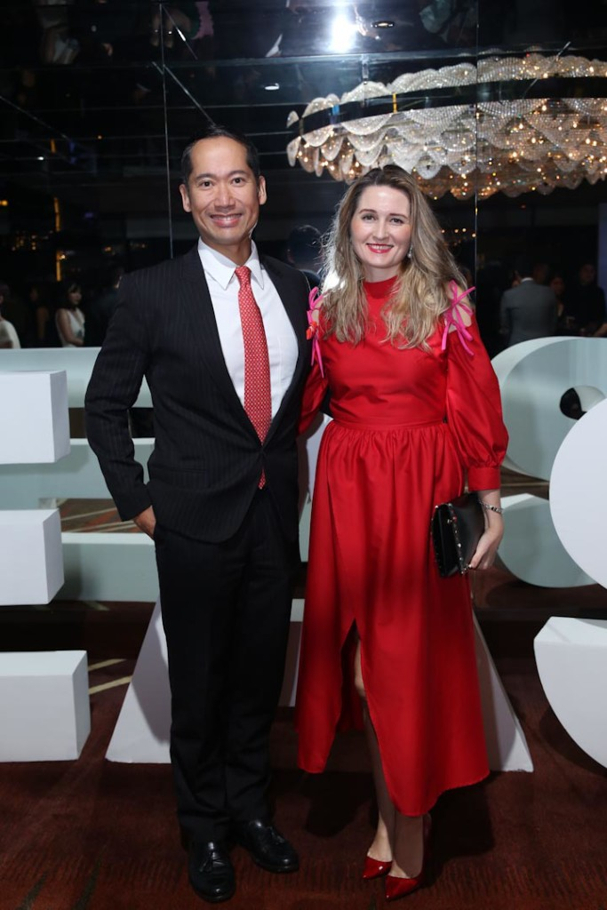 RCBC's Chester Luy and wife Elvira