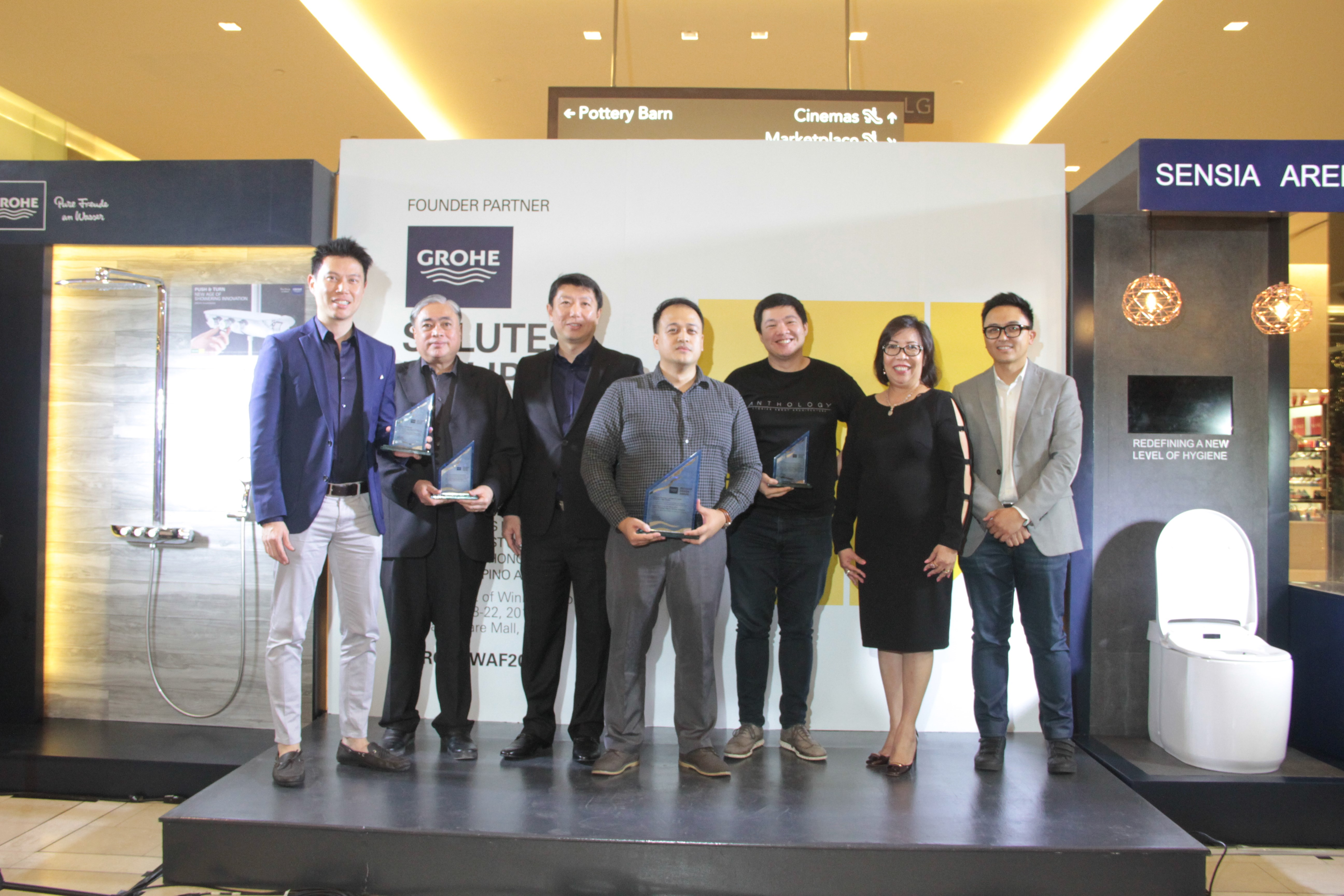 Grohe celebrates excellence in Philippine architecture with the ...