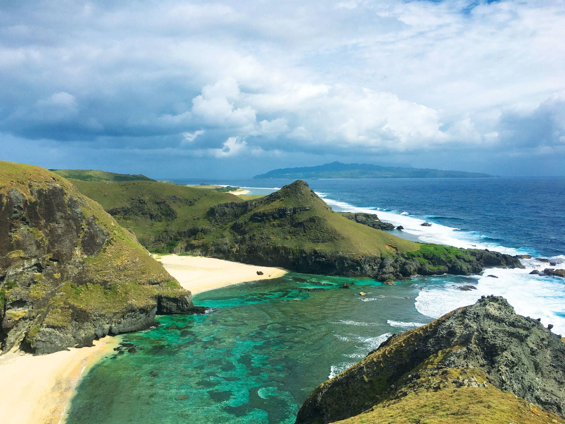 Batanes is a lovely place for the lonely heart