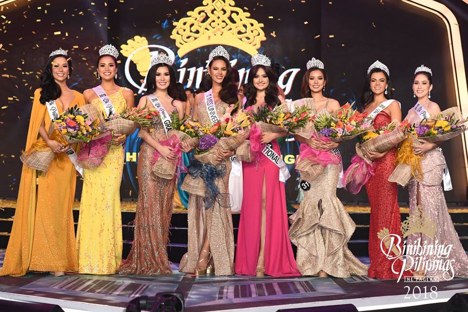 PINOY PAGEANT CENTRAL: Bb. PILIPINAS 2011 RESULTS