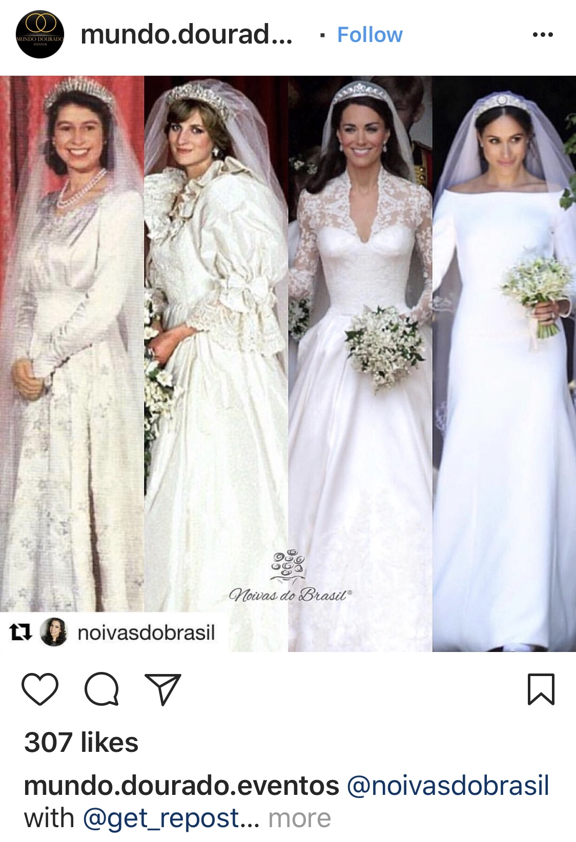 Prince Harry And Meghan S Wedding From Amal S Goldenrod Dress To