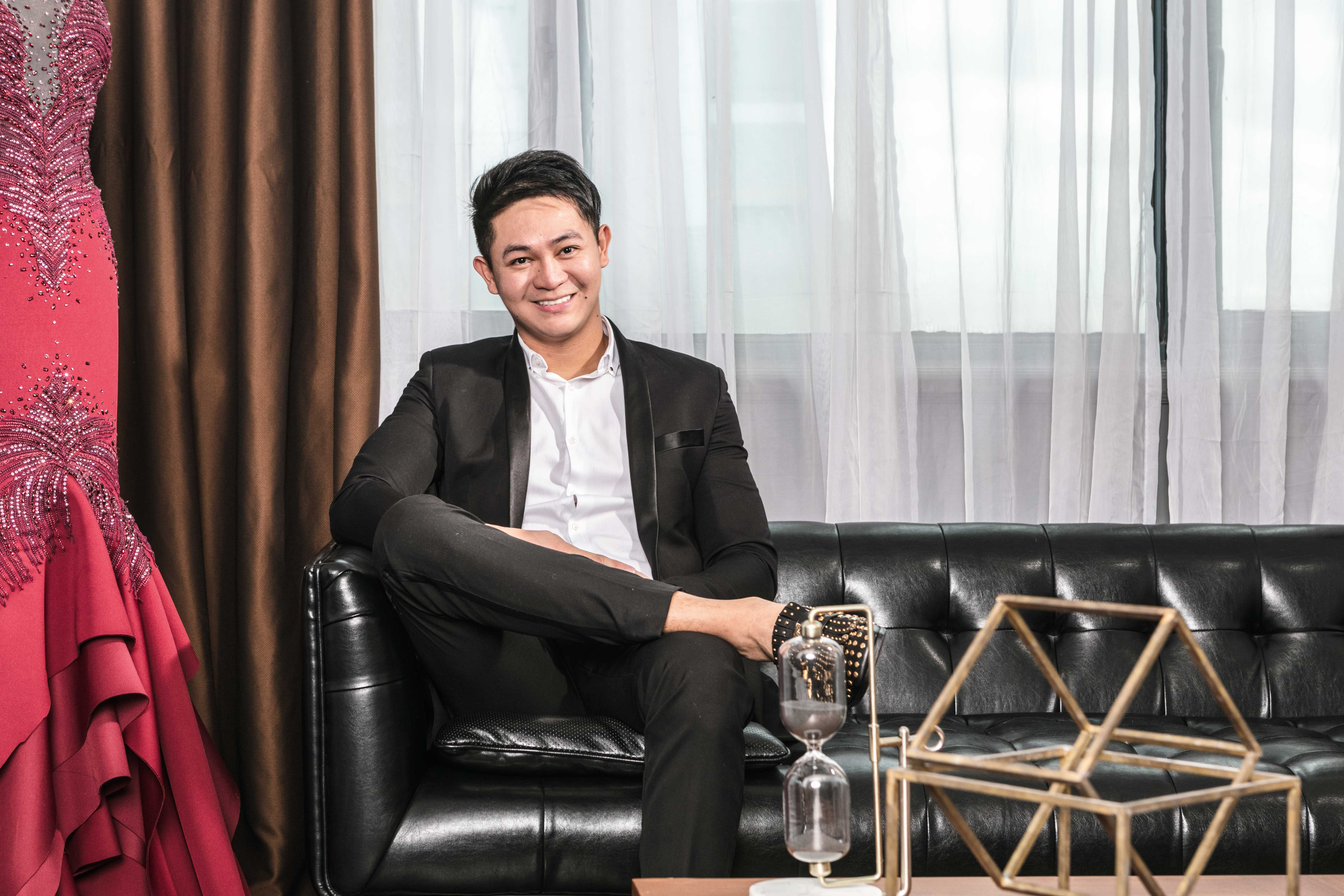 Five Things You Should Know About Fashion Designer Michael Leyva Peopleasia