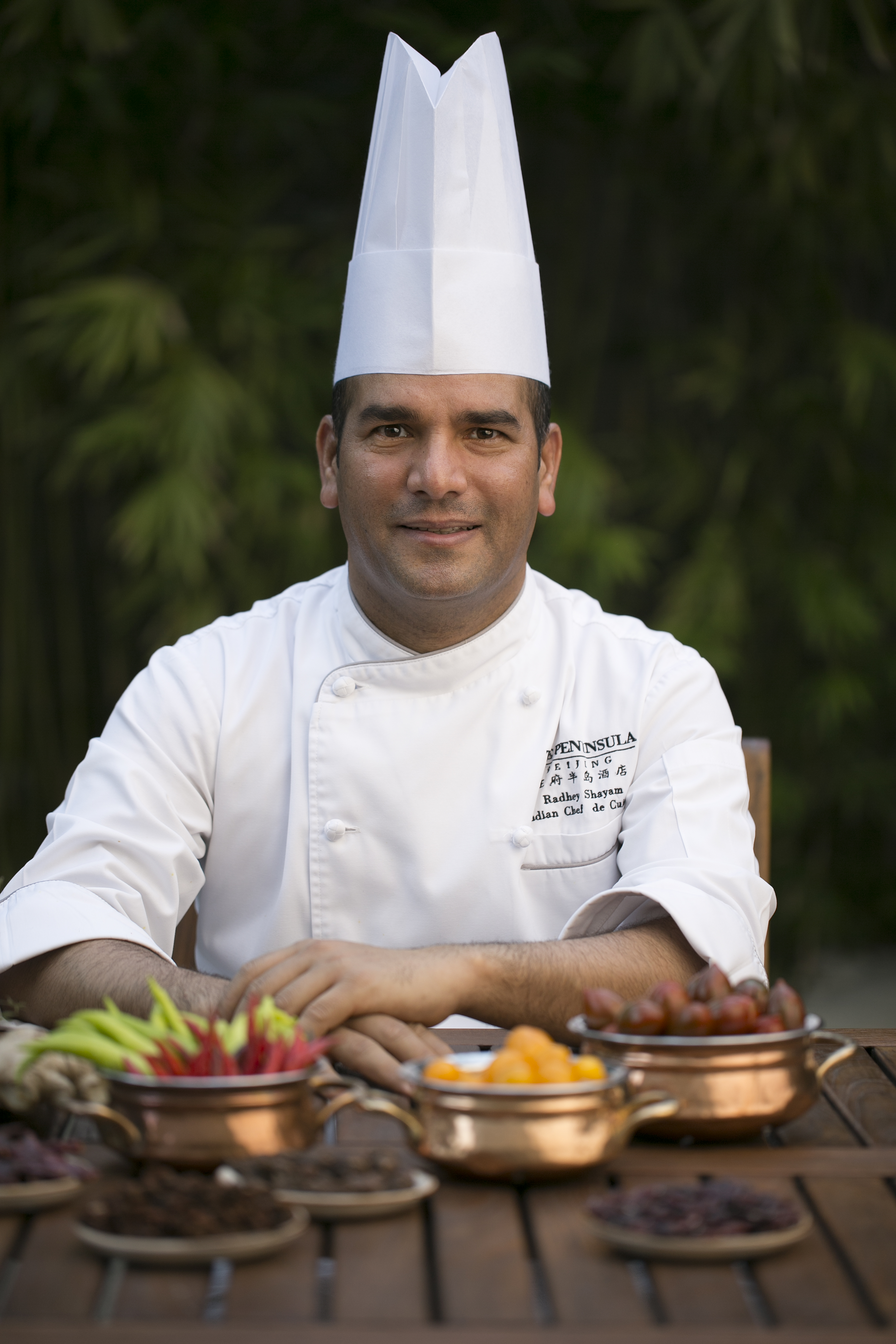 New Indian Specialty Chef Joins Manila Pen's Spices