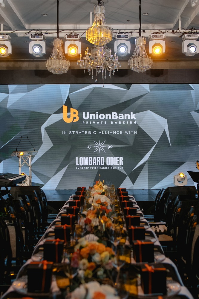 UnionBank launches private banking arm | People Asia