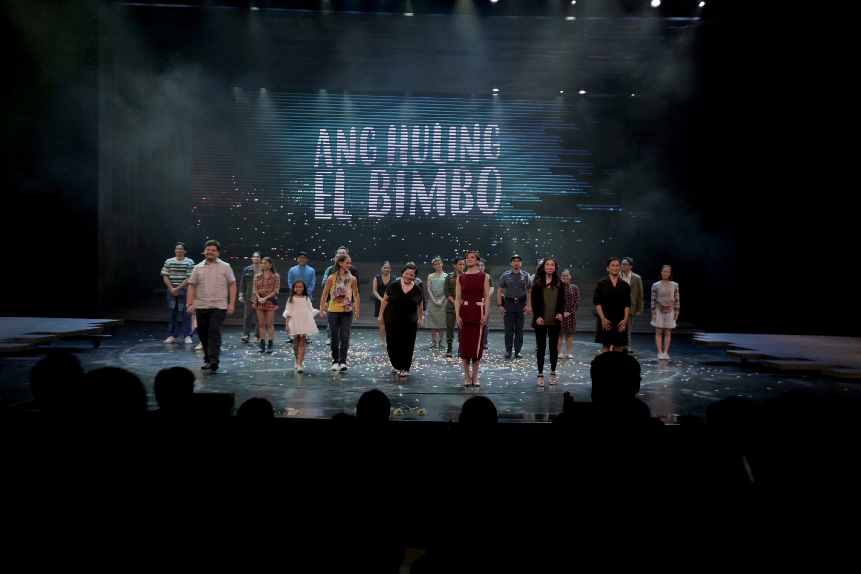 """Ang """"Huling El Bimbo"""" is a traitor worth knowing 